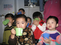 Migrant Schools Clean Water Project - China
